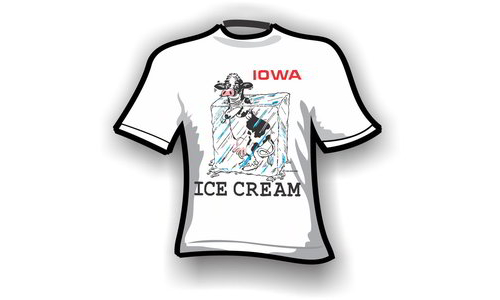 iowa ice cream  or ice cream