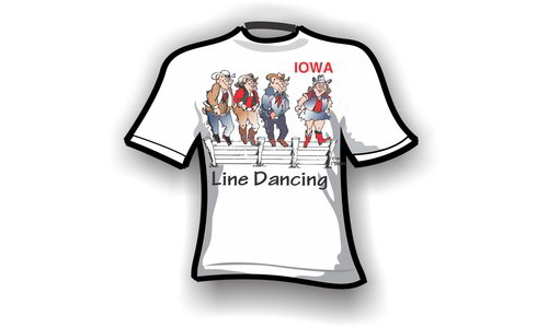 iowa line dancing  or line dancing