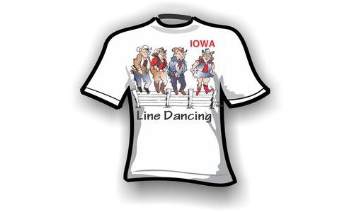 iowa line dancing  or line dancing